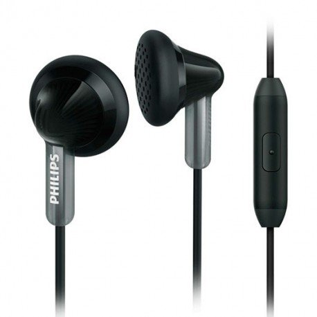 AURICULARES MICRO PHILIPS SHE3015BK/00 NEGRO