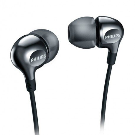AURICULARES PHILIPS SHE3700BK/00 NEGRO