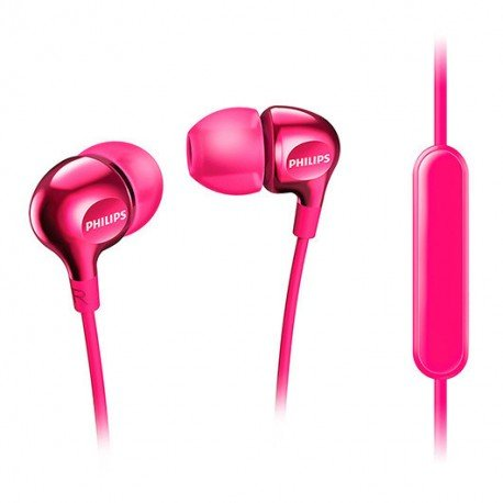 AURICULARES PHILIPS SHE3705PK/00 ROSA