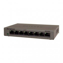 HUB SWITCH 8PTOS NETGEAR GS308-100PES