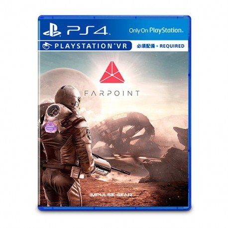 JUEGO SONY PS4 FARPOINT VR