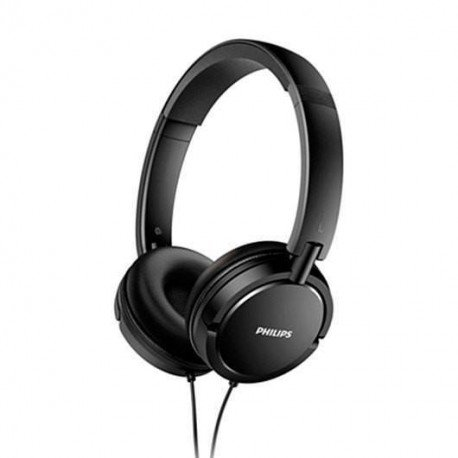 AURICULARES PHILIPS SHL5000/00 NEGROS