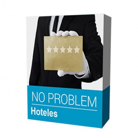 TPV SOFTWARE NO PROBLEM HOTELES