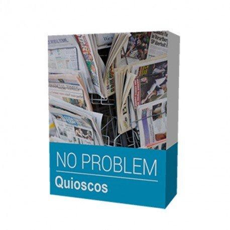 TPV SOFTWARE NO PROBLEM QUIOSCOS