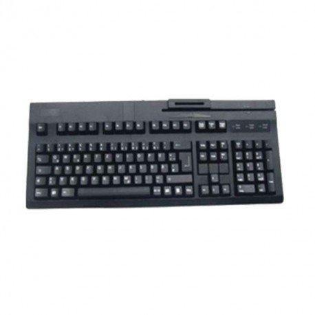 TPV TECLADO PC MUSTEK + LBM +LEC. CHIP K104S