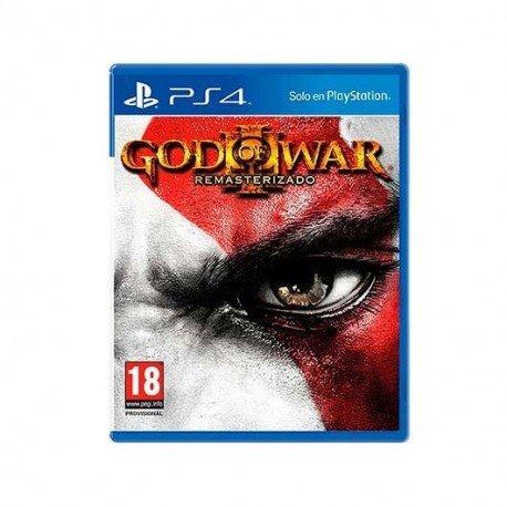 JUEGO SONY PS4 GOD OF WAR 3 HD