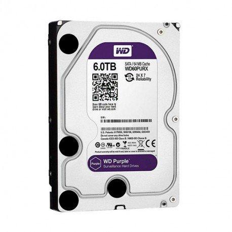 HD 3.5 2TB SATA3 WD 64MB DESKTOP PURPLE
