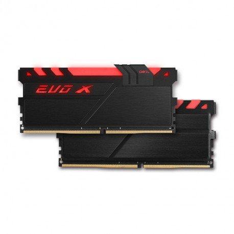 MODULO DDR4 16GB PC2400 GEIL EVO X BLACK
