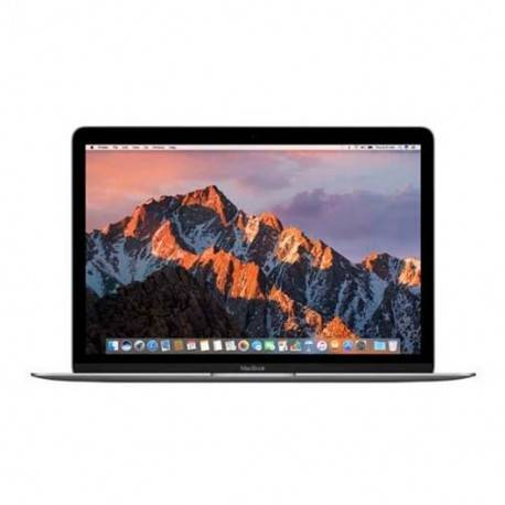 PORTATIL APPLE MACBOOK 12 MID 2017 SPACE GREY