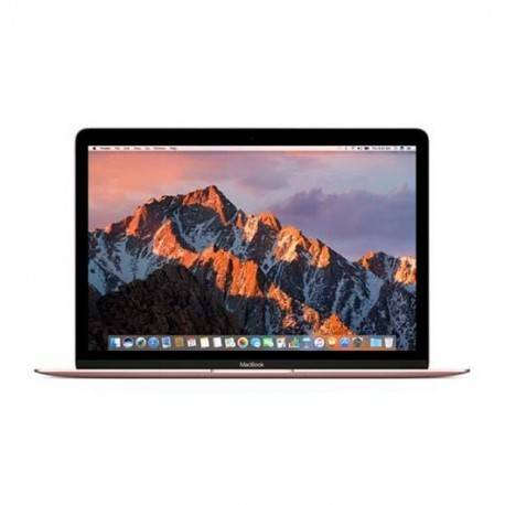 PORTATIL APPLE MACBOOK 12 MID 2017 ROSE GOLD