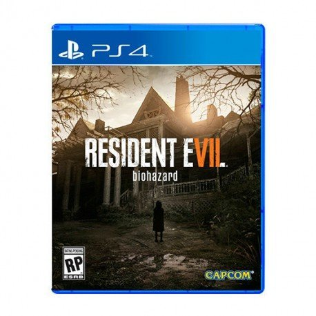 JUEGO SONY PS4 RESIDENT EVIL 7