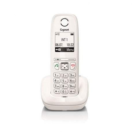 TELEF. INALAMBRICO DECT DIGITAL GIGASET AS405 BLAN