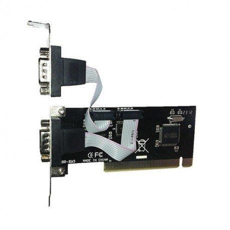 CONTROLADORA PCI 2XSERIE L-LINK