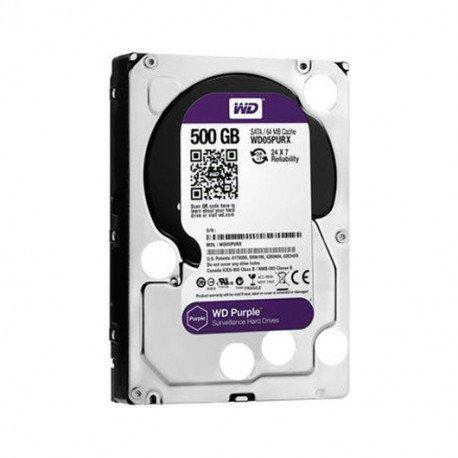 HD 3.5 500GB SATA3 WD 64MB DESKTOP PURPLE