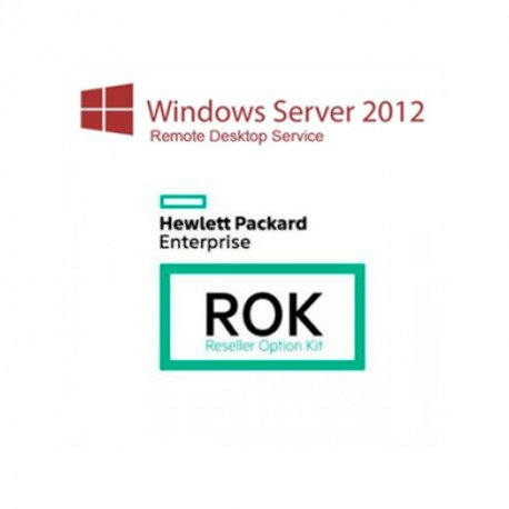 WINDOWS SERVER 2012 REMOTE DESKTOP SERVICES 5 CAL