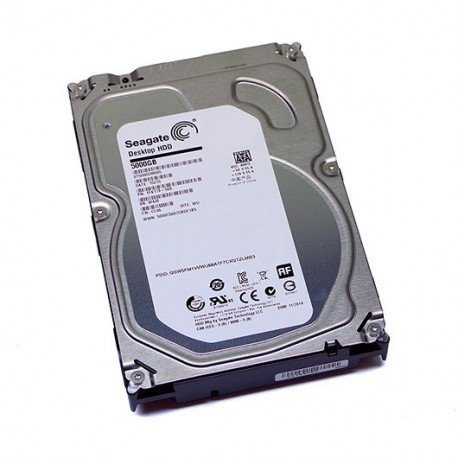 HD 3.5 5TB S-ATA 3 SEAGATE 128MB BARRACUDA