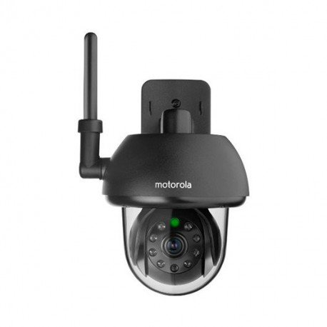 CAMARA IP MOTOROLA FOCUS73 OUTDOOR NEGRO