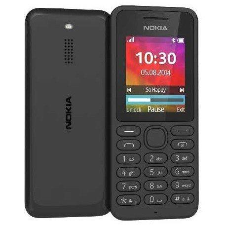 Nokia 130 Dual-SIM black