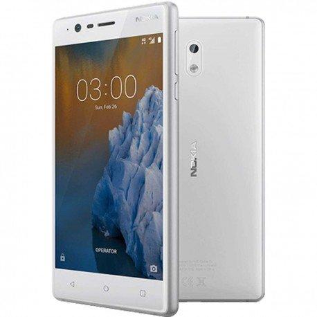 Nokia 3 4G 16GB Dual-SIM silver white
