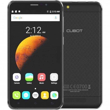 Cubot Dinosaur 4G 16GB Dual-SIM black
