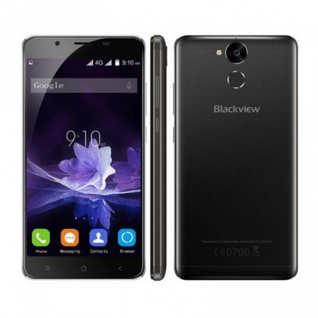 Blackview P2 4G Dual-SIM black