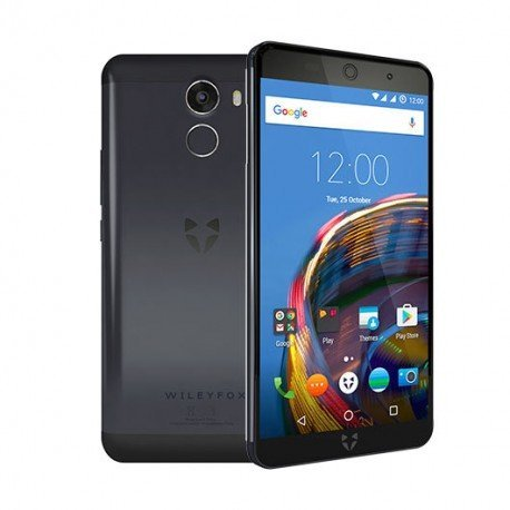 MOVIL WILEYFOX SWIFT 2 PLUS 3GB 32GB 4G AZUL OS