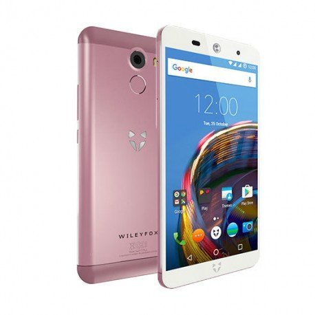 MOVIL WILEYFOX SWIFT 2 2GB 16GB 4G ROSA