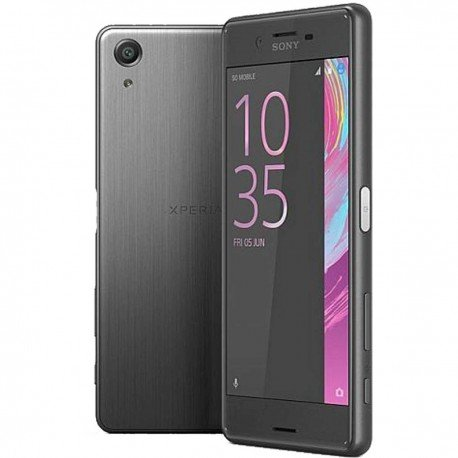 Sony Xperia X 4G 32GB graphite black