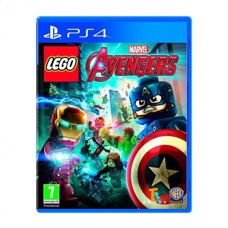 JUEGO SONY PS4 LEGO MARVEL VENGADORES