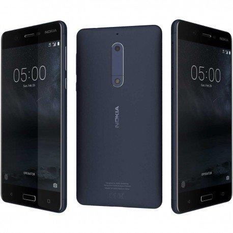 Nokia 5 4G 16GB Dual-SIM tempered blue