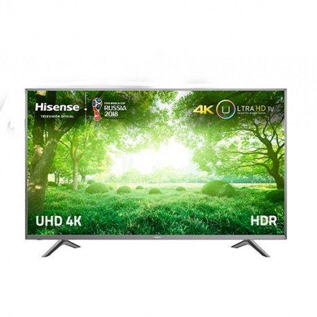 TV LED 60 HISENSE H60NEC5600 SMART TV WIFI 4K UHD