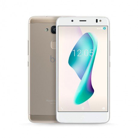 MOVIL BQ AQUARIS V PLUS 3GB 32GB DORADO