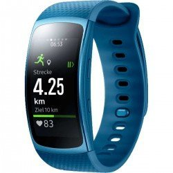 Acc. Bracelet Samsung Gear Fit 2 small blue