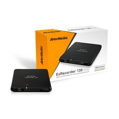 CAPTURADORA AVERMEDIA EZRECORDER 130