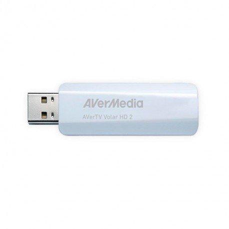 SINTONIZADOR PC USB AVERMEDIA AVERTV VOLAR HD 2