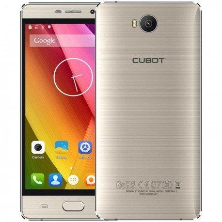 Cubot Cheetah 2 4G 32GB Dual-SIM gold